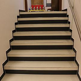 Kosten Neue Treppe ceramax hybridceramic ceralam large tiles